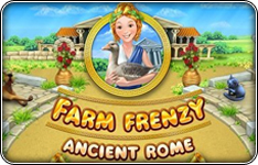 Jocul premium Farm Frenzy: Ancient Rome