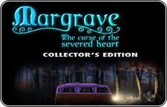 Jocul premium Margrave: The Curse of the Severed Heart Collector's Edition