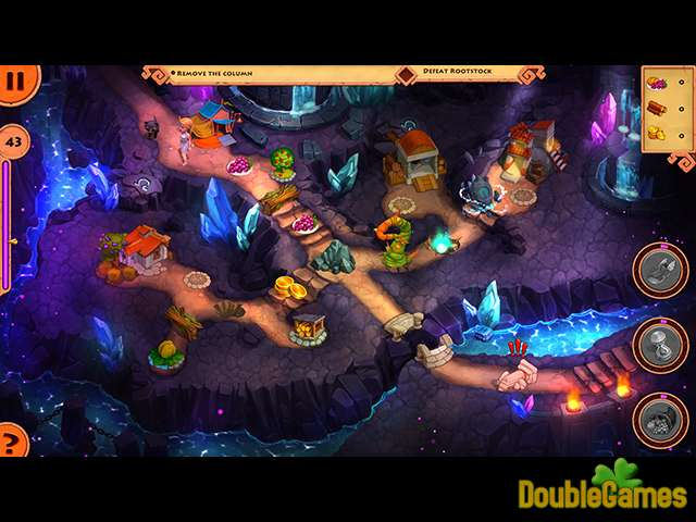 Downloadează gratuit screenshot pentru Adventures of Megara: Demeter's Cat-astrophe 3