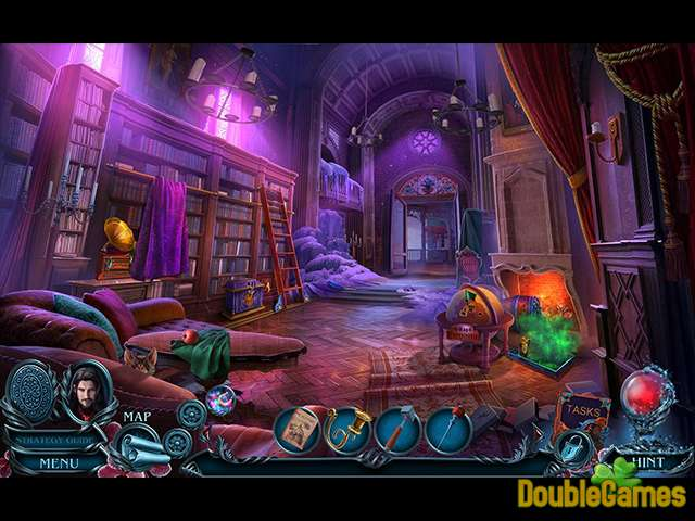 Downloadează gratuit screenshot pentru Dark Romance: Vampire Origins Collector's Edition 1