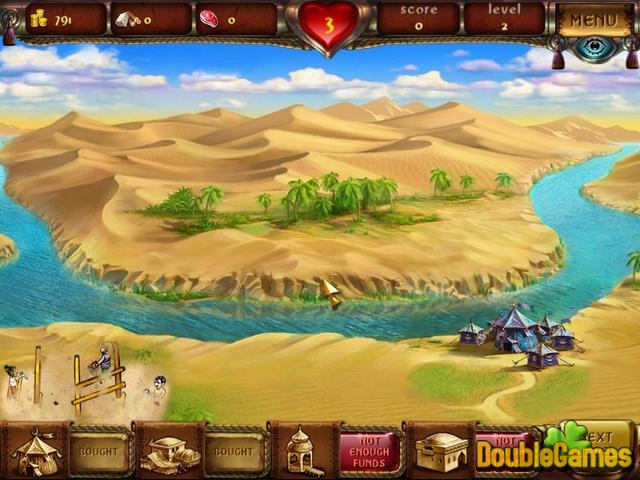 cradle of persia gratuitement