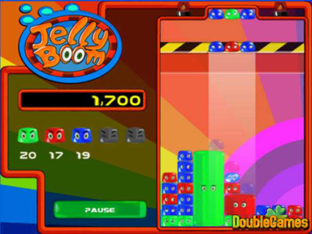 Free Download Jelly Boom Screenshot 1