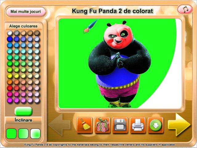 Kung Fu Panda 2 De Colorat Game Download For Pc And Mac