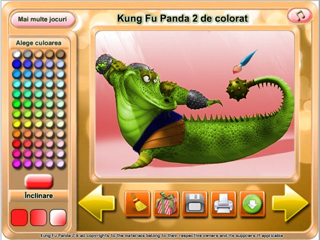 Kung Fu Panda 2 De Colorat Game Download For Pc And Mac