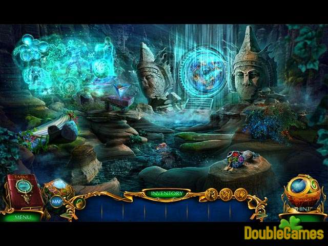 Downloadează gratuit screenshot pentru Labyrinths of the World: Secrets of Easter Island 1