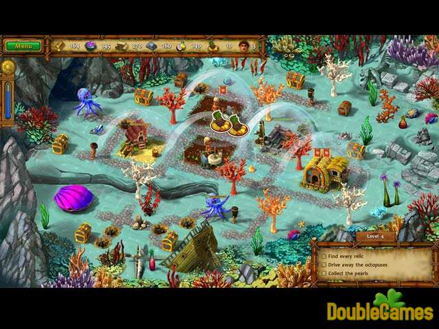 Free Download Moai IV: Terra Incognita Collector's Edition Screenshot 2