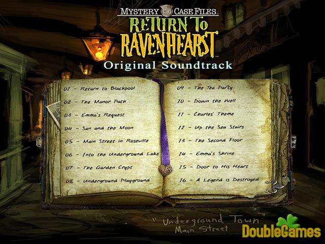 gratuitement mystery case files return to ravenhearst