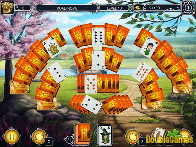 Free Download Mystery Solitaire: Grimm's tales Screenshot 3
