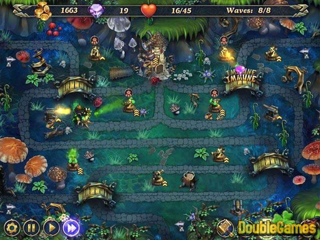 Downloadează gratuit screenshot pentru Royal Defense Ancient Menace 1