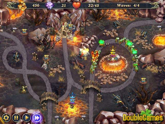 Downloadează gratuit screenshot pentru Royal Defense Ancient Menace 2