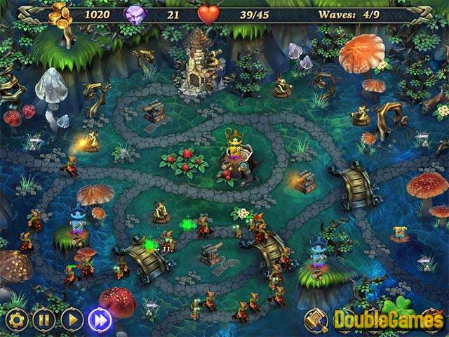 Downloadează gratuit screenshot pentru Royal Defense Ancient Menace 3