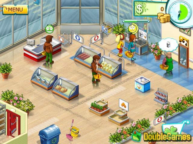 Бесплатно скачать ключ к игре супермаркет мания.