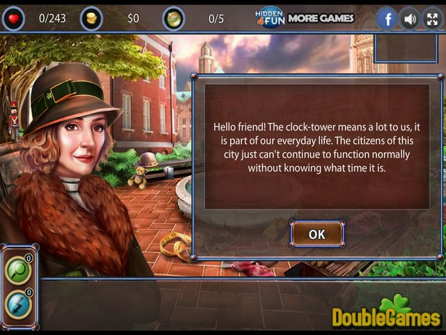 Downloadează gratuit screenshot pentru Where Time Has Stopped 1