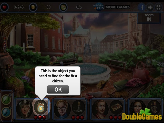 Downloadează gratuit screenshot pentru Where Time Has Stopped 2