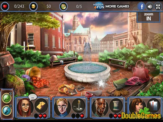 Downloadează gratuit screenshot pentru Where Time Has Stopped 3